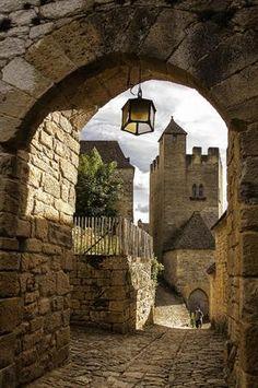 Medieval Village, Dordogne, France photo via evanot - Find Photography Images for Pinterest