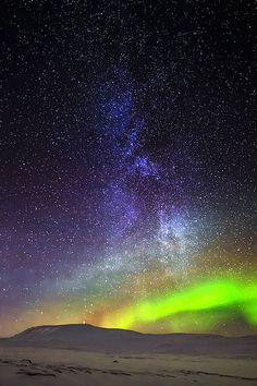 Aurora Borealis. I will see one day before I die