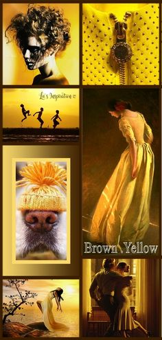 Yellow And Brown, Color Boards, Wall Papers, Movie Posters, Shades, Painting, Change, Art, Art Background