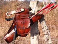 QUIVER | Posted by Tim Filed in 3D Archery Stuff , Traditional Archery Quivers ...