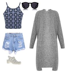 Designer Clothes, Shoes & Bags for Women Nadine Lustre Outfits, Le Specs, Celebrity Outfits, Spirit Animal, Fashion Styles, Locks, Polyvore Fashion, Fashion Accessories, Topshop
