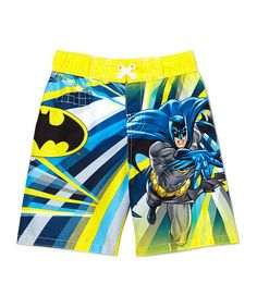 8478d30d738b4 Batman Swim Trunks - Toddler Little Boy Outfits, Cute Outfits For Kids, Baby  Boy