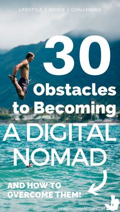 People who want to turn the next chapter of their lives into a location independent one are going to have a number of obstacles and realistic reasons why they feel they shouldn't become a digital nomad. Travel Jobs, Work Travel, Travel Advice, Travel Hacks, Usa Travel, Travel Packing, Business Travel, Business Ideas, Voyager Seul