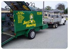 Mowing is a lawn care process that needs proper idea to mowing lawn. It is not just about cutting off the extra height of the grass Landscaping Equipment, Lawn Equipment, Garden Weeds, Lawn And Garden, Lawn Trailer, Mowing Services, Landscape Trailers, Lawn Turf, Pond Cleaning