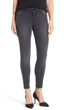 Wit & Wisdom Wit & Wisdom Skinny Ankle Jeans (Nordstrom Exclusive) (Regular & Petite) available at #Nordstrom