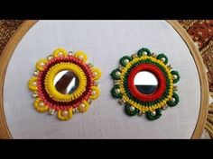 Embroidery Library Projects over Embroidery Machine Melco such Simple Embroidery Designs For Saree Blouses versus Embroidery Thread Hacks Hand Embroidery Videos, Hand Embroidery Flowers, Hand Work Embroidery, Learn Embroidery, Hand Embroidery Stitches, Embroidery Techniques, Beaded Embroidery, Embroidery Patterns, Embroidery Tools