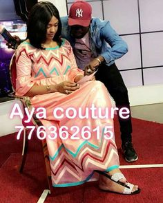 Robe Africa Fashion, Couture, Kaftan, Wax, Gowns, Chic, Outfits, Dresses, Elegant Woman