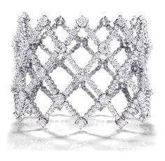"GABRIELLE'S AMAZING FANTASY CLOSET | Harry Winston Diamond Ring | ""Elegance....this ring is stunning!"" |"