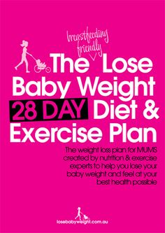 Chantel Presents on C91.3FM Saturdays 10am till 2pm: LOSE YOUR BABY WEIGHT