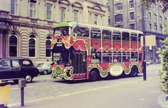 Glasgow bus 1976