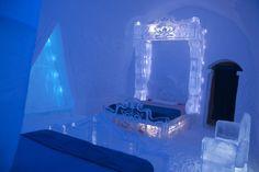 """Disney's """"Frozen"""" directors visit the Hotel De Glace """"Frozen"""" suite!"""