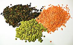 Lentils hold some extremely healthy benefits for their size. Carrying the third highest source of protein found (by weight) in any other bean or nut (second to organic Soybeans and Hemp), Lentils can deliver complete protein when either sprouted or when combined with a grain, such as organic rice.