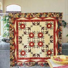 Free quilt pattern, (login required: free registration)