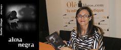 El Taller literario en foios acogió la presentación de Alma negra, de Noelia Aliaga. Su segunda novela dedicada a la saga protagonizada por Erin Caristeas