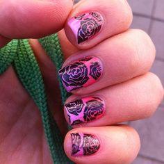 Instagram photo by sophiesbeauty #nail #nails #nailart
