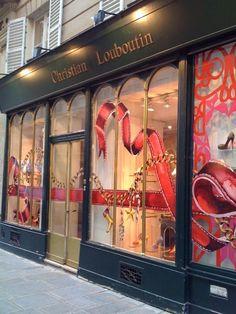 louboutin boutique paris adresse