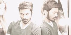 #dhanush Mr mustache :)