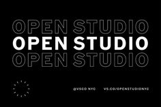 Today we're excited to announce VSCO Open Studio — an opportunity for photographers to come and create in our New York space. The initiative was born out of our desire to support the creative endeavors of our community, not only on the VSCO platform, but also in real life.  Learn more and submit your request at vs.co/openstudionyc. Link in bio.