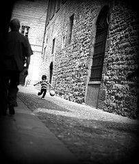 Street Soccer in Italy