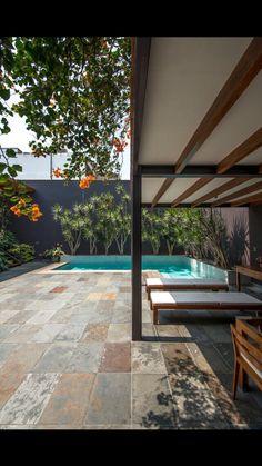 Patio, Outdoor Decor, Home Decor, Swiming Pool, Terrace, Cities, Houses, Decoration Home, Room Decor