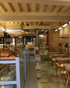 Rose Bakery - 30 rue Debelleyme, Marais, Paris. So much love for the concept, the food and the people.