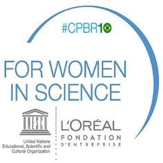 Mulher na Ciência - Unesco, L'Oréal e CPBR -  Presença Feminina!!!!  Vale a pena ver o vídeo!!! http://mulhernaweb.blogspot.com.br/2017/02/mulher-na-ciencia-unesco-loreal-e-cpbr.html#more