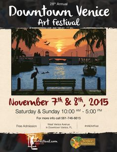 28th Annual Downtown Venice Art Festival