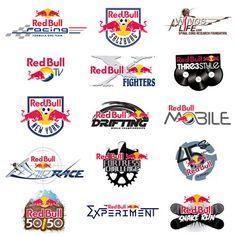 Znalezione obrazy dla zapytania sub brands examples Redbull Logo, Endorsed Brand, Bull Tv, Draw Logo, Brand Archetypes, Brand Architecture, Family Brand, Event Logo, Red Bull Racing