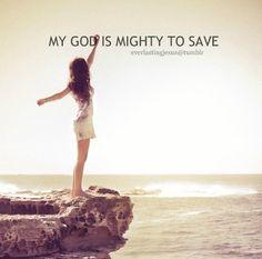 My God Is Mighty To Save.. #hawaiirehab www.hawaiiislandrecovery.com