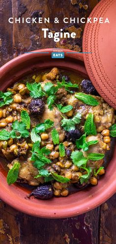 Dried Prunes, Dried Figs, Slow Cooked Chicken, How To Cook Chicken, Chicken Chickpea, Chickpea Recipes, Couscous Recipes, Tagine Recipes, Kitchens