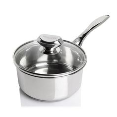 When higher quality stainless saucepan is brought into play, an aluminum or copper base is used to get better heat transfer. This makes sure an even cooking of foods. When the cookware is fine made, the cooking properties can be almost impossible to beat or match.