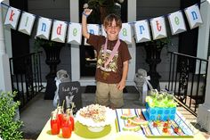 Cute way to celebrate kindergarten with your child after the last day of school!