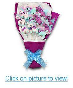 Plush Unicorn Bouquet Geek #Toys #Plush