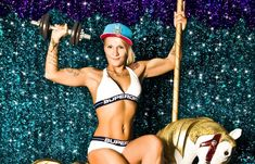 Tanja Möller - Kapow, ZUMBA Fitness, Piloxing Zumba Fitness, Ibiza, Dance Camp, Tobias, Sport, Camps, Bikinis, Swimwear, Viva La Vida