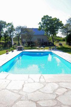 Hyra hus med uppvärmd pool på Storsudret