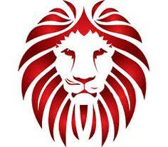 Logos on Pinterest | Lion Logo, Logo design and Negative Space ...