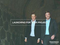 Tradingo | Launchpad for your project. Create, test, and execute projects with Tradingo. Based in Sweden. www.tradingo.se/team hello@tradingo.se