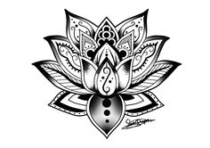 Mandala by ShinaDragon.deviantart.com on @DeviantArt