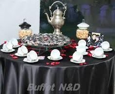 mesa de cafe para buffet - Pesquisa Google