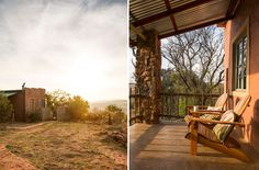 We've rounded up some of the most romantic stays in South Africa for the next time you want to surprise your partner with a fantastic weekend getaway. Best Romantic Getaways, Pet Friendly Accommodation, Farm Stay, Most Romantic, Africa Travel, Weekend Getaways, South Africa, Cabin, House Styles