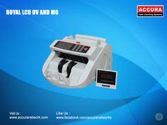 New Royal LCD UV&MG Currency Counters  please find : @Accuranetworks #New #Royal #LED #UVAndMG #CurrencyCounters http://www.accuranetwork.com/