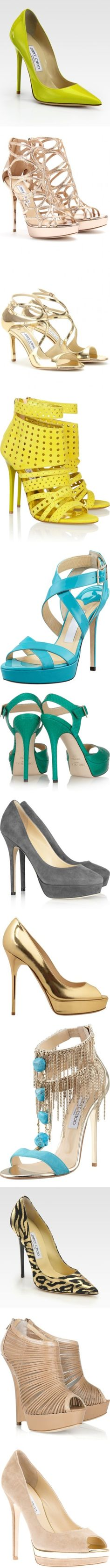 """""""Jimmy Choo Heels/Pumps"""" by hott-cold1 ❤ liked on Polyvore"""