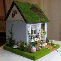 Left side - Primrose - Gallery - The Greenleaf Miniature Community