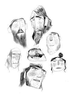 Character Design / Visual Development - Paris - juliaon@hotmail.fr - http://juliaon.blogspot.fr/