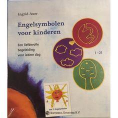 Engel symbolen voor kinderen van Ingrid Auer Engel symbolen voor kinderen van Ingrid Auer 21 kaarten en werkboek   Kinderen houden van Engelen Engelen houden van kinderen