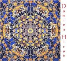 Image result for damien hirst butterflies close up
