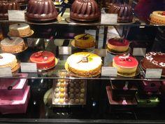 Sprüngli Chocolate Tortes and other superb Desserts