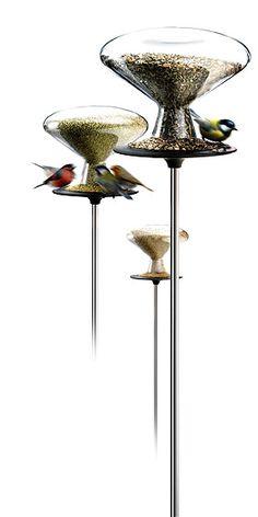 Eva Solo - Denmark - Bird feeder 2.5l - www.uniongrantham.com