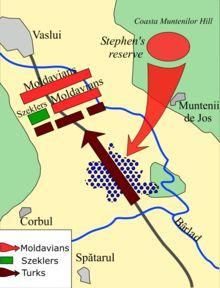 Bătălia de la Vaslui - 10 ianuarie 1475 History Of Romania, Islam, Map, Icons, Location Map, Symbols, Maps, Ikon