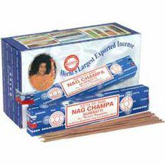 Satya Sai Baba - Nag Champa Incense Sticks - Shrinivas Sugandhalaya